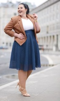 Casual And Comfy Plus Size Fall Outfits Ideas32