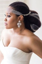 Gorgeous Wedding Hairstyles For Black Women06