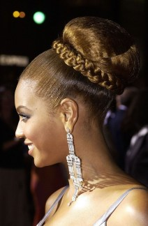 Gorgeous Wedding Hairstyles For Black Women22