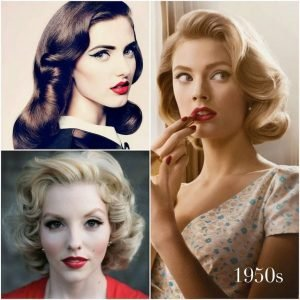 Inspiring 1950S Womens Hairstyles Ideas08