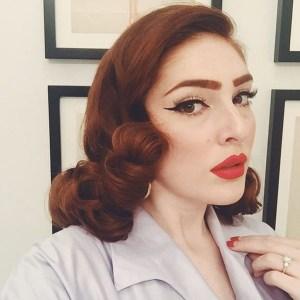 Inspiring 1950S Womens Hairstyles Ideas36