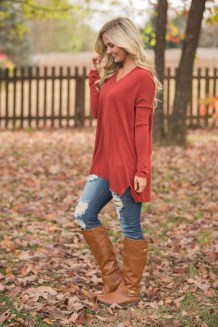 Lovely Fall Outfits Ideas To Try Right Now01