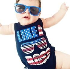 Most Popular Newborn Baby Boy Summer Outfits Ideas10