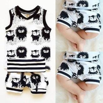 Most Popular Newborn Baby Boy Summer Outfits Ideas38