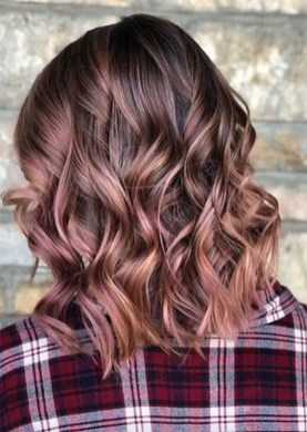Stunning Fall Hair Color Ideas 2018 Trends42