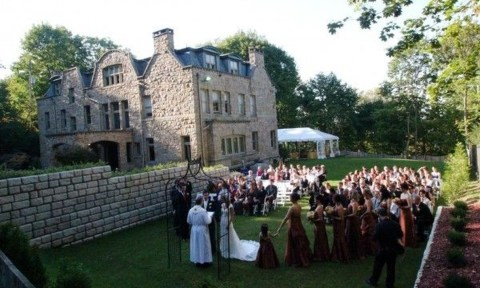 Awesome Outdoor Fall Wedding Tips Ideas10
