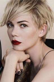 Chic Short Hairstyle To Copy Right Now03