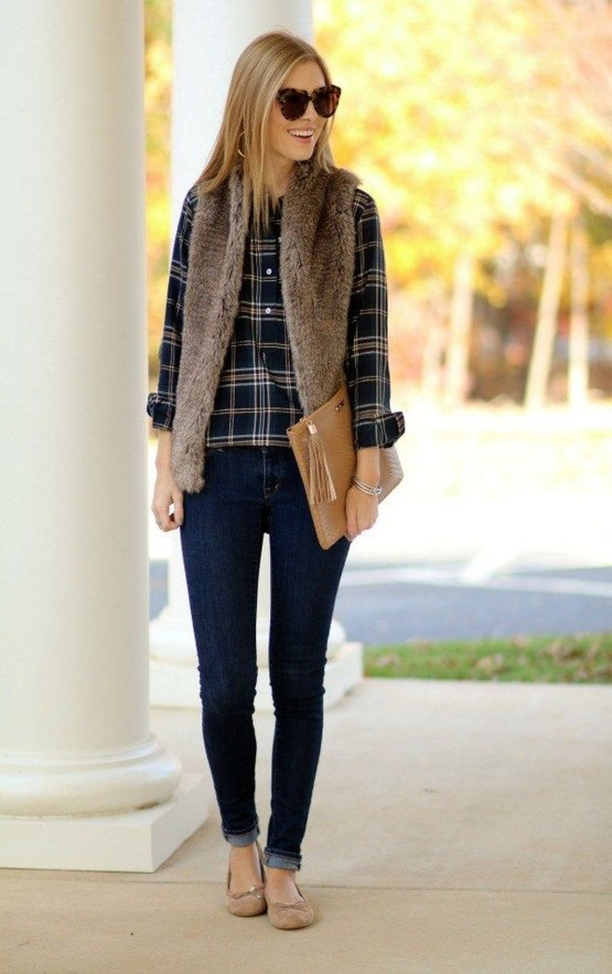 Cute Forward Fall Outfits Ideas To Update Your Wardrobe46