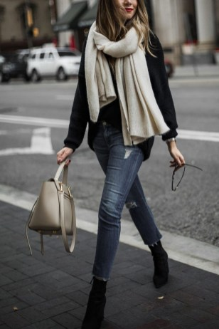 Cute Winter Outfits Ideas To Copy Right Now06