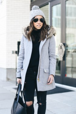 Cute Winter Outfits Ideas To Copy Right Now14