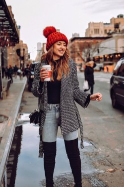 Cute Winter Outfits Ideas To Copy Right Now15