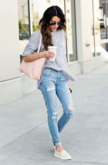 Fabulous And Fashionable School Outfit Ideas For College Girls28
