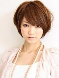 Awesome Haircuts Ideas For Round Face27