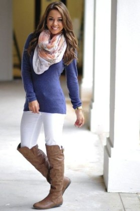 Charming Winter Outfits Ideas Teen Girl11