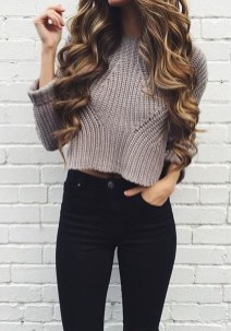 Charming Winter Outfits Ideas Teen Girl14