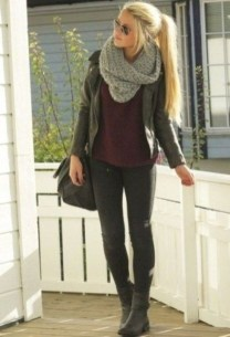 Charming Winter Outfits Ideas Teen Girl31