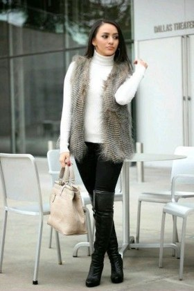 Charming Winter Outfits Ideas Teen Girl36