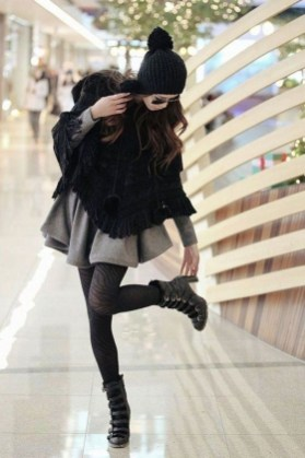 Charming Winter Outfits Ideas Teen Girl39