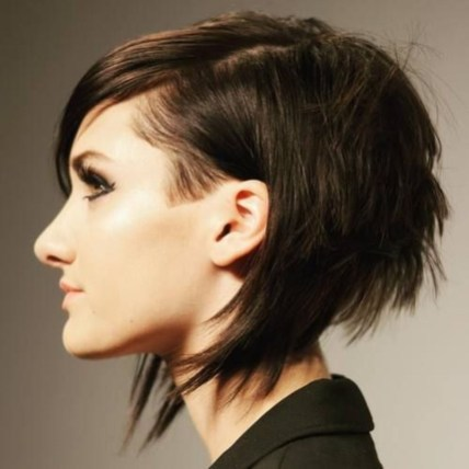 Cute Layered Bob Hairstyles Ideas03