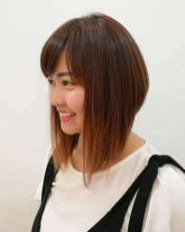 Cute Layered Bob Hairstyles Ideas14