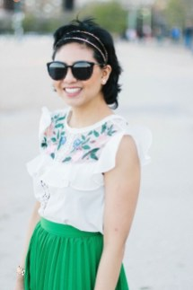Incredible Skirt And Blouse This Fall Ideas37