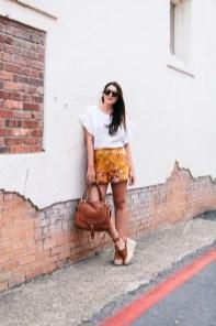 Perfect Wearing Summer Shorts Ideas04