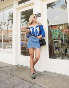 Perfect Wearing Summer Shorts Ideas12