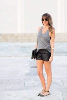 Perfect Wearing Summer Shorts Ideas31