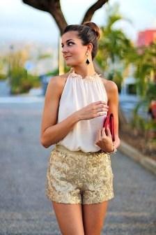 Perfect Wearing Summer Shorts Ideas32