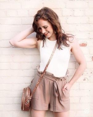 Perfect Wearing Summer Shorts Ideas36