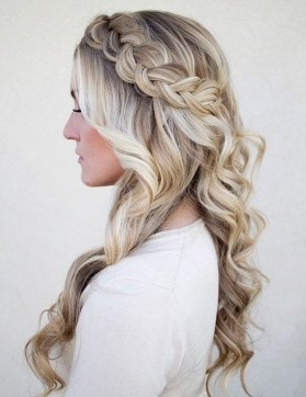 Perfect Wedding Hairstyles Ideas For Long Hair07