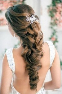 Perfect Wedding Hairstyles Ideas For Long Hair11