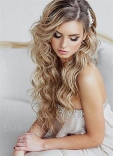 Perfect Wedding Hairstyles Ideas For Long Hair21