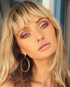 Popular Shimmer Summer Makeup Ideas40