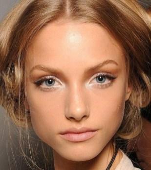 Popular Shimmer Summer Makeup Ideas43