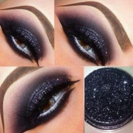 Stunning Shimmer Eye Makeup Ideas 201811