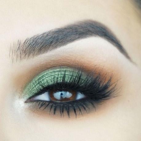 Stunning Shimmer Eye Makeup Ideas 201817