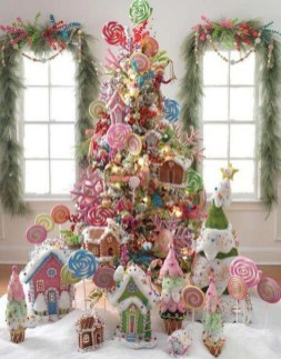 Casual Winter Themed Christmas Decorations Ideas09