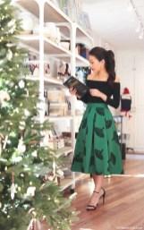 Charming Christmas Heels Ideas For Cute Women30
