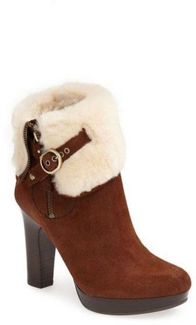 Charming Christmas Heels Ideas For Cute Women33