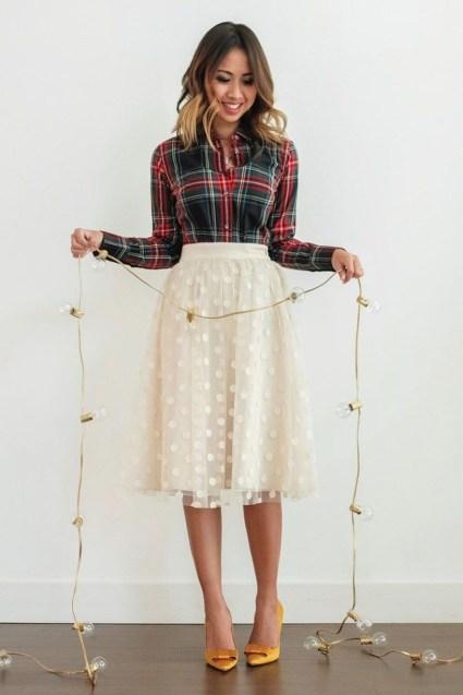 Charming Christmas Heels Ideas For Cute Women36