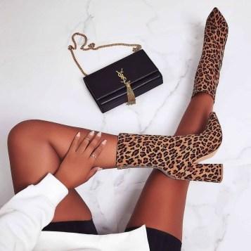 Charming Christmas Heels Ideas For Cute Women43