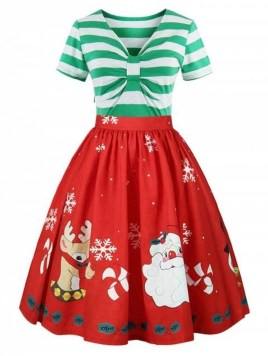 Classy Christmas Outfits Ideas24