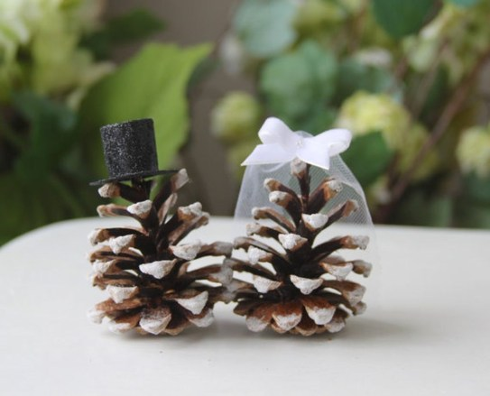 Classy Winter Wedding Ideas24