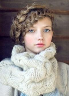 Cute Christmas Braided Hairstyles Ideas41