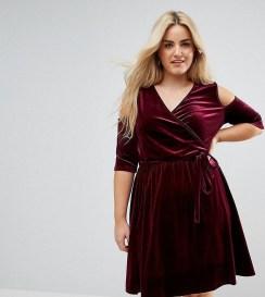 Cute Diy Wrap Mini Dress Ideas For Christmas Party12