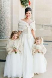 Fabulous Winter Wonderland Wedding Dresses Ideas20