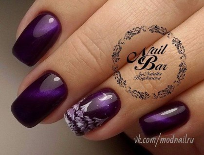 Outstanding Christmas Nail Art New 2017 Ideas32