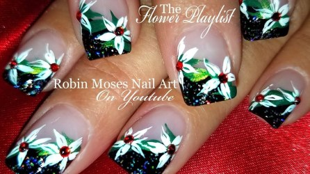 Outstanding Christmas Nail Art New 2017 Ideas35