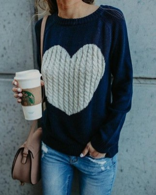 Classy Outfit Ideas For Valentine'S Day33